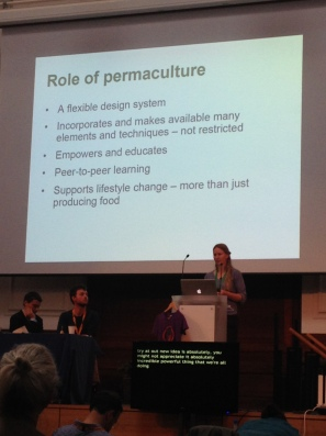 ROLES OF PERMACULTURE